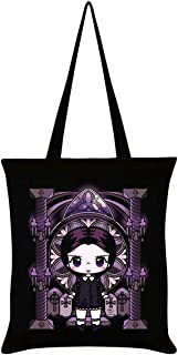 Mio Moon Miss Addams Tote Bag