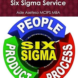 Six Sigma Service, Volume 1 cover art