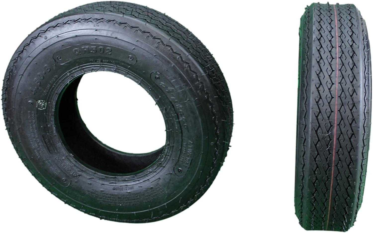 Set of 2 Cheap super special price Antego ATW-057 6 ply Load 4.80-8 On Max 64% OFF Tires C Range 480-8