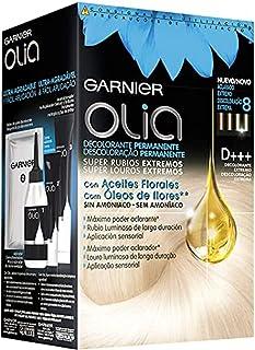 Garnier Olia, Decolorante Permanente sin Amoniaco con Aceites Florales de Origen Natural, Decolorante D+++, Decolorante Pe...