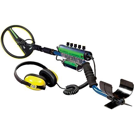 Minelab Excalibur II 1000 Bundle with Headphones, Car Charger & Extra Rechargable Batteries