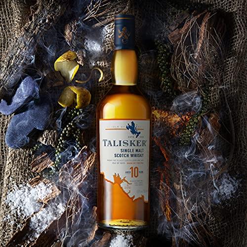 Talisker Single Malt Scotch Whisky - 3