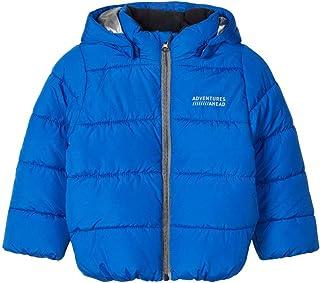 NAME IT Nmmmilton Puffer Jacket Camp Chaqueta para Bebés