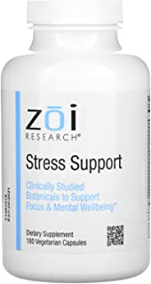 ZOI Research Stress Support, 180 Vegetarian Capsules