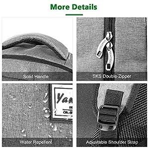 619cmTrDrIL. SS300  - YAMTION Mochila para Ordenador Mochila Hombre con USB Puerto de Carga para Escolar Trabajo Viajes 35L