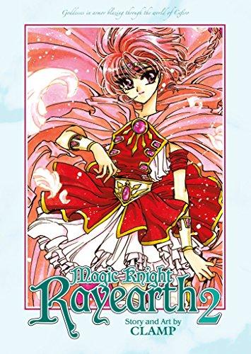 Magic Knight Rayearth 2 Omnibus Edition