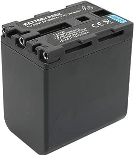 Battery for Sony NP-FM30, NP-FM50, NP-FM70, NP-FM71, NP-FM90, NP-FM91, NP-QM50, NP-QM51, NP-QM70, NP-QM71, NP-QM71D, NP-QM90, NP-QM91, NP-QM91D InfoLITHIUM M Series