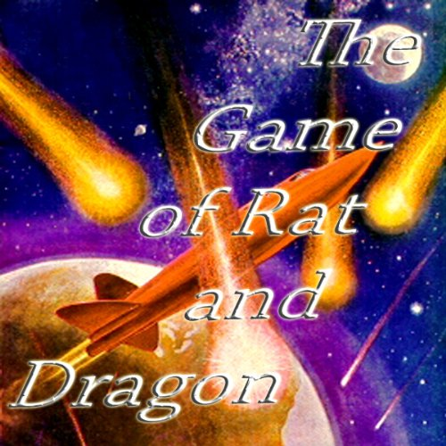 The Game of Rat and Dragon  audiobook cover art