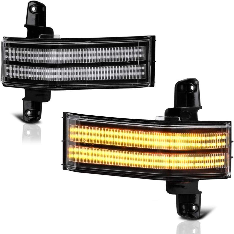 VIPMOTOZ Chrome Housing SMD LED Assembl Lamp Marker Side Sales OFFicial results No. 1 Parking