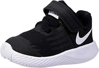 NIKE LEGEA Sneakers Black/White Baby Gym Shoes Memory Foam