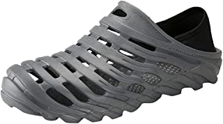 AopnHQ Beach Sandals for Men Sandals Shower Water Soft Lightweight Shoes Swim Pool River Shoes Comfort Clogs Slippers