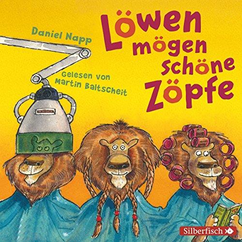 Löwen mögen schöne Zöpfe Titelbild