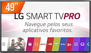 TV 49 Polegadas LED Smart WIFI FULL HD USB - 49LJ551C. BWZ, LG