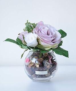 (エミリオロバ) EMILIO ROBBA TTITF06035 バラ ローズ ポプリ 香り 花 アレンジメント アートフラワー ギフト お祝い