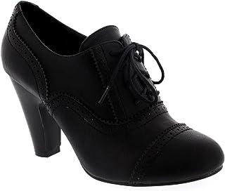 6e45094c1fe Amazon.co.uk: Ankle - Boots / Women's Shoes: Shoes & Bags