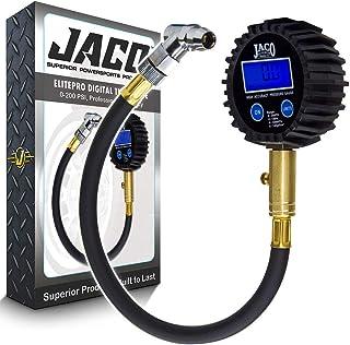 JACO ElitePro Digital Tire Pressure Gauge – Professional Accuracy – 200 PSI