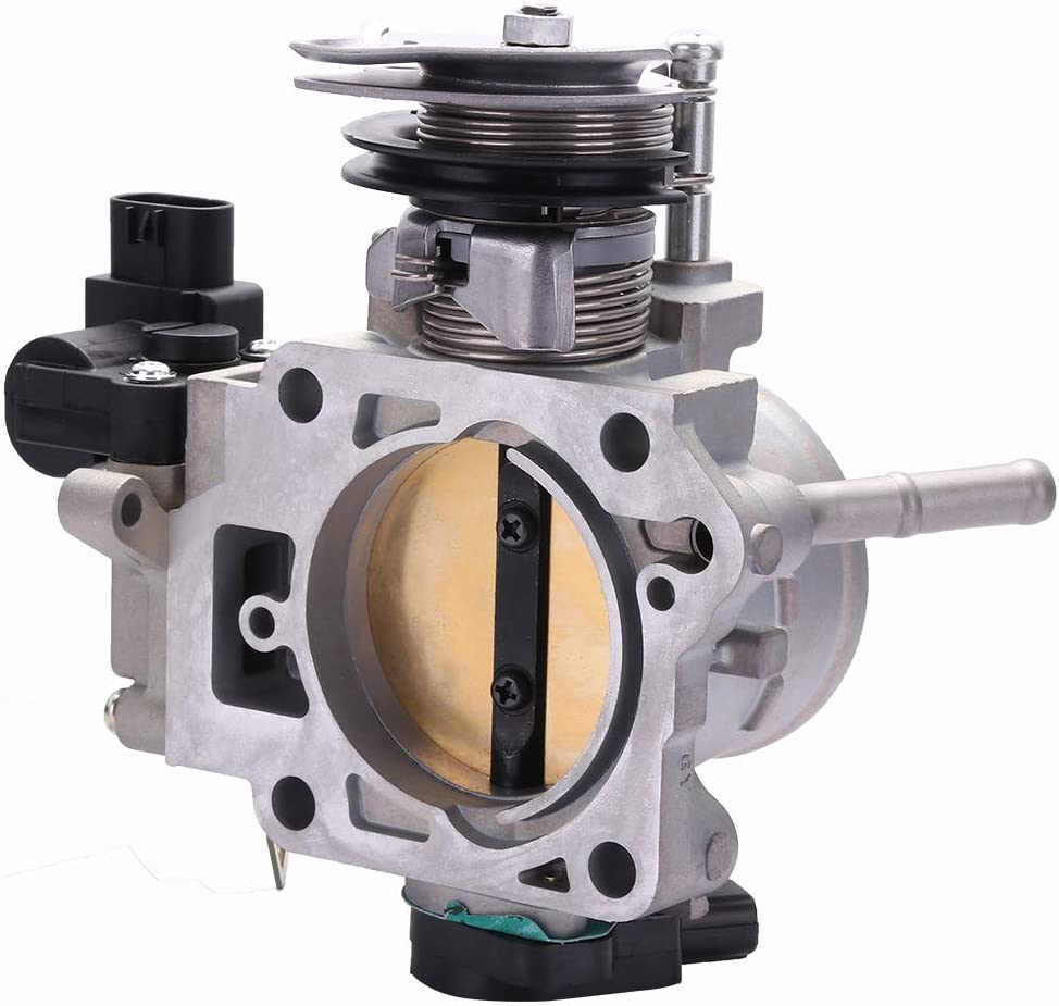 TUPARTS Ranking integrated 1st place Throttle body Fuel Body Controls Injection Fit Nippon regular agency
