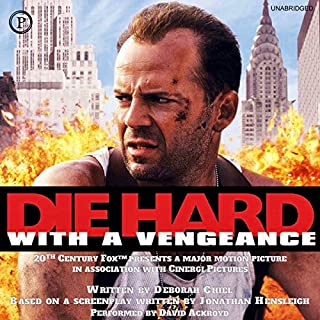 Die Hard with a Vengeance cover art
