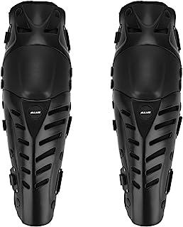 GuTe Knee Pads, Black Adjustable Long Leg Sleeve Gear...