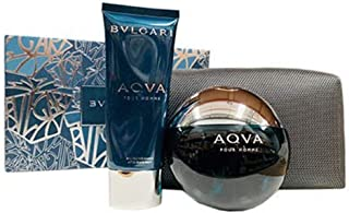 Bvlgari Bvlgari Aqva Men 3 Pc Gift Set