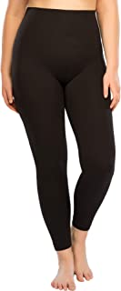 SPANX Women's Plus Size Look at Me Now Seamless Leggings