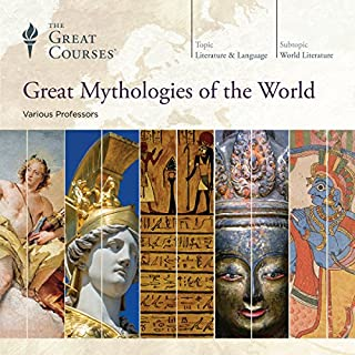 Great Mythologies of the World                   Auteur(s):                                                                                                                                 The Great Courses,                                                                                        Grant L. Voth,                                                                                        Julius H. Bailey,                   Autres                          Narrateur(s):                                                                                                                                 Grant L. Voth,                                                                                        Julius H. Bailey,                                                                                        Kathryn McClymond,                   Autres                 Durée: 31 h et 36 min     37 évaluations     Au global 4,5