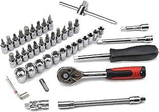 1/4 cala klucz nasadowy śrubokręt bity metryczny zestaw elastyczne pręty przedłużające z odwracalnym kluczem zapadkowym do...