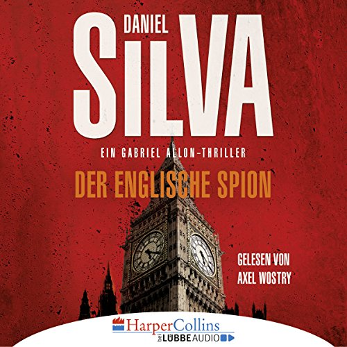 Der englische Spion audiobook cover art