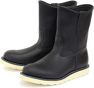 [レッドウィング] 8169 9インチ PECOS BOOTS(ペコスブーツ) ブラック