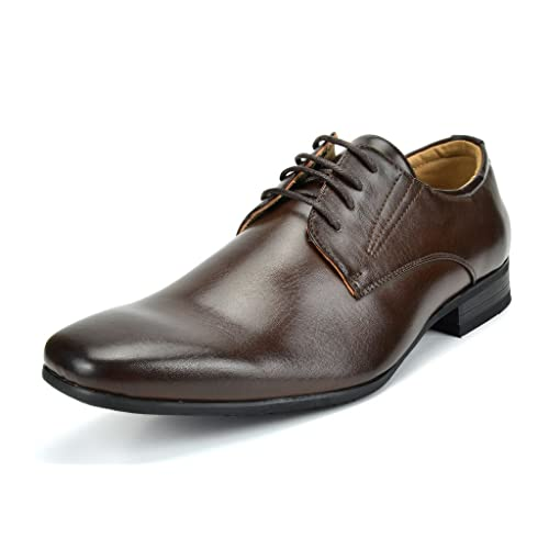 82fbdf7ac89a Dark Brown Dress Shoes: Amazon.com