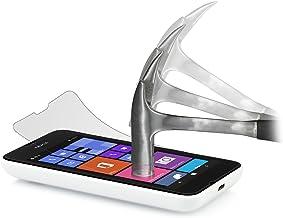 StilGut Protector de Pantalla de Cristal Templado para el Nokia Lumia 530 (2 ejemplares)