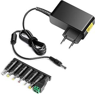 HKY 12V 2A Universal Netzteil Ladegerät Stecker Ladekabel AC Adapter für..