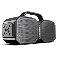 Bluetooth Speakers, Portable Bluetooth Speakers 5.0, 40W Super Power, Rich Woofer, Stereo Loud....