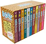 Dork Diaries Squee-tastic Collection Books 1-10 Plus 3 1/2: Dork Diaries 1; Dork Diaries 2; Dork Diaries 3; Dork Diaries 3 1/2; Dork Diaries 4; Dork ... Diaries 8; Dork Diaries 9; Dork Diaries 10