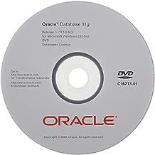 Oracle Database 11g DVD
