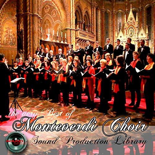 Monteverdi Chor–Perfekt 24bit Wave, mehrschichtige Studio Samples Bibliothek auf DVD oder Download
