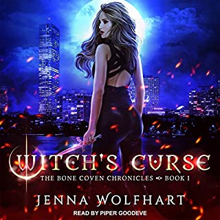 Witch's Curse Titelbild