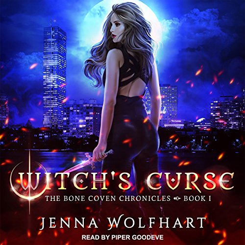 Witch's Curse audiobook cover art