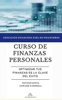 Curso de finanzas personales: Educacion financiera para no financieros