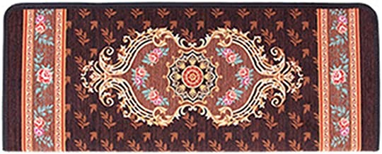 HAIPENG Stair Carpet Treads Pads Mats Self Adhesive Non Slip Solid Wood Staircase Rugs Home, 5 Sizes, 3 Colors, Size Custo...
