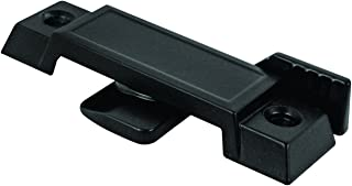 Prime-Line MP2589 Window Sash Lock, Cam Action, 3/8-inch Tongue, Black, Pack of 2 2 Piece
