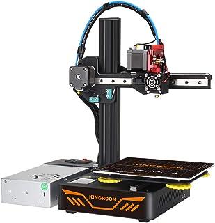 Stampante 3D, Doppie Guide Lineari in Alluminio e Doppie Ventole di Raffreddamento con Funzione di Disattivazione Dell'Aud...