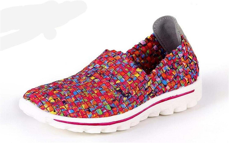 Gusha Sneakers Popular shoes Woven Casual shoes Lok Fu shoes Rocking shoes