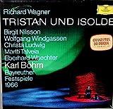 Wagner: Tristan Und Isolde - Nilsson, Windgassen, Ludwig, Karl Bohm, DG 139 221/225
