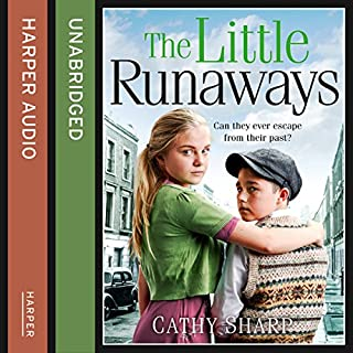 The Little Runaways     Children's Home, Book 2              By:                                                                                                                                 Cathy Sharp                               Narrated by:                                                                                                                                 Antonia Beamish                      Length: 13 hrs and 29 mins     48 ratings     Overall 4.4