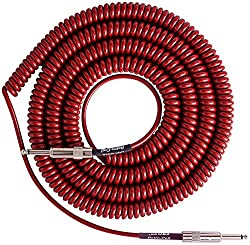 lava curly guitar cable - coiled guitar cables