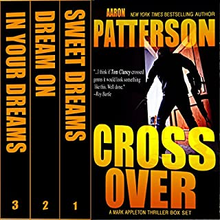 Cross Over Box Set: Complete WJA Series: Sweet Dreams, Dream On, In Your Dreams audiobook cover art
