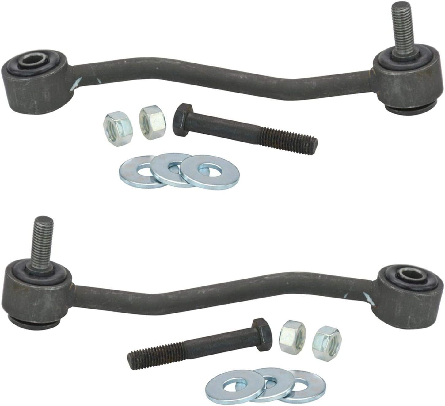 Front Stabilizer Sway Bar 2021 model End Omaha Mall Link Pair Left Sup Set for Right