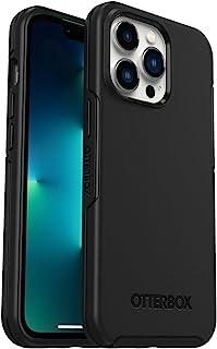 OtterBox na Apple iPhone 13 Pro, Eleganckie, odporne na upadek, ochronne etui, Symmetry Series, Czarne - Bez Opakowania De...