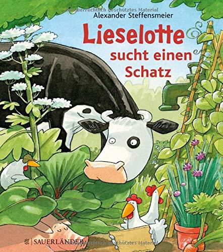 Lieselotte sucht einen Schatz (Mini-Ausgabe)